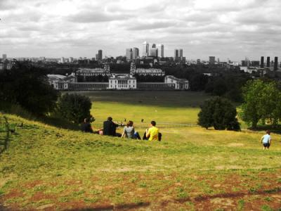 Greenwich: A place to breath in London